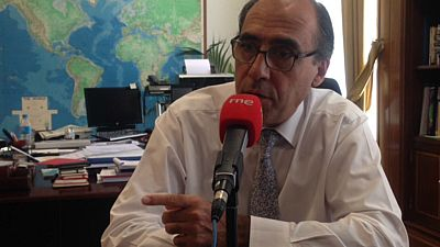 """Cinco continentes - Alejandro Alvargonzález: """" Tenemos que estar alerta por nuevos atentados, porque Daesh cuando se ve acorralado abandona sus líneas e invade las nuestras"""" - Escuchar ahora"""