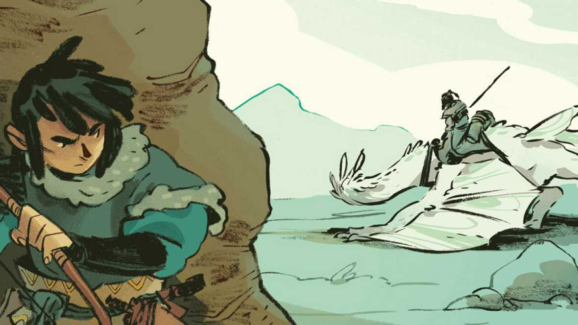 Viñetas y bocadillos - 'Ari, cazador de dragones' - 09/07/16 - Escuchar ahora