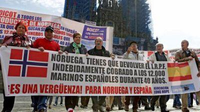 Españoles en la mar -  Marinos españoles reclaman las pensiones por los años trabajados en Noruega - 11/07/16 - Escuchar ahora