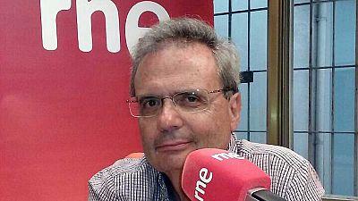 """24 horas - Rafael Matesanz: """"Me marcho con los deberes hechos"""" - 12/07/16 - Escuchar ahora"""