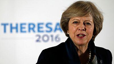 Diario de las 2 - Theresa May, primera ministra del Reino Unido - Escuchar ahora