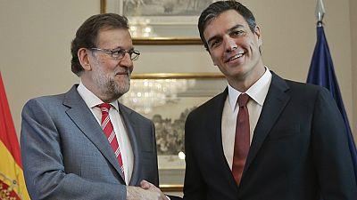 Diario de las 2 - El PSOE votará no a la investidura de Mariano Rajoy en la primera y en la segunda votación - Escuchar ahora