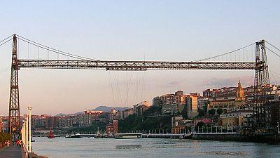 Esto me suena. Las tardes del Ciudadano García - El puente de Bizkaia, 10 años como Patrimonio de la Humanidad de la Unesco - Escuchar ahora
