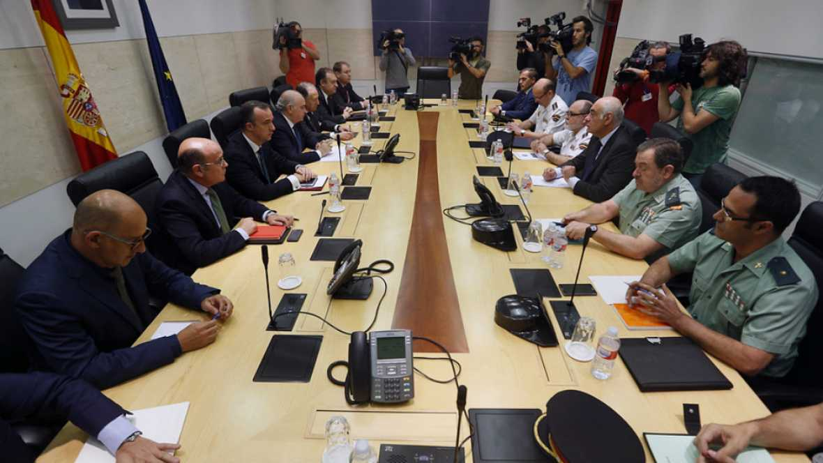 Boletines rne el ministerio del interior mantiene el for El ministerio del interior