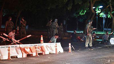 Informativo de la noche - 24 horas - Golpe de Estado en Turquía - Escuchar ahora
