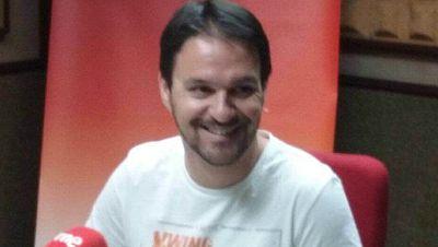 Las mañanas de RNE - Pedro Camacho utiliza la serie 'El Ministerio del Tiempo' como hilo conductor de sus clases - Escuchar ahora