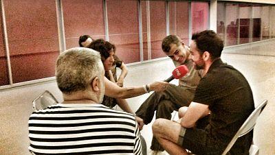 La sala - Paloma Zuriaga se encuentra con 'Aquiles, el hombre' - 18/07/16 - Escuchar ahora