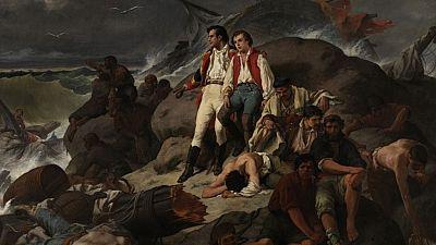 Los episodios nacionales - Trafalgar (I)