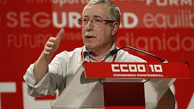 """Las mañanas de RNE - Ignacio Fernández Toxo: """"Espero que sea una legislatura normal y que arranque ya"""" - Escuchar ahora"""