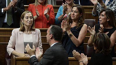 Las mañanas de RNE - Discurso completo de Ana Pastor tras ser elegida presidenta del Congreso - Escuchar ahora