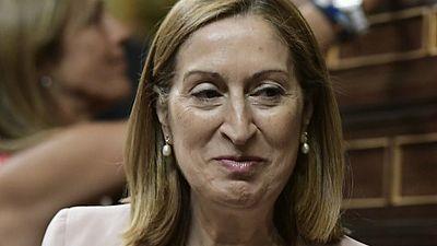 """Diario de las 2 - Ana Pastor: """"Los ciudadanos nos están mirando y no hay que defraudarlos"""" - Escuchar ahora"""