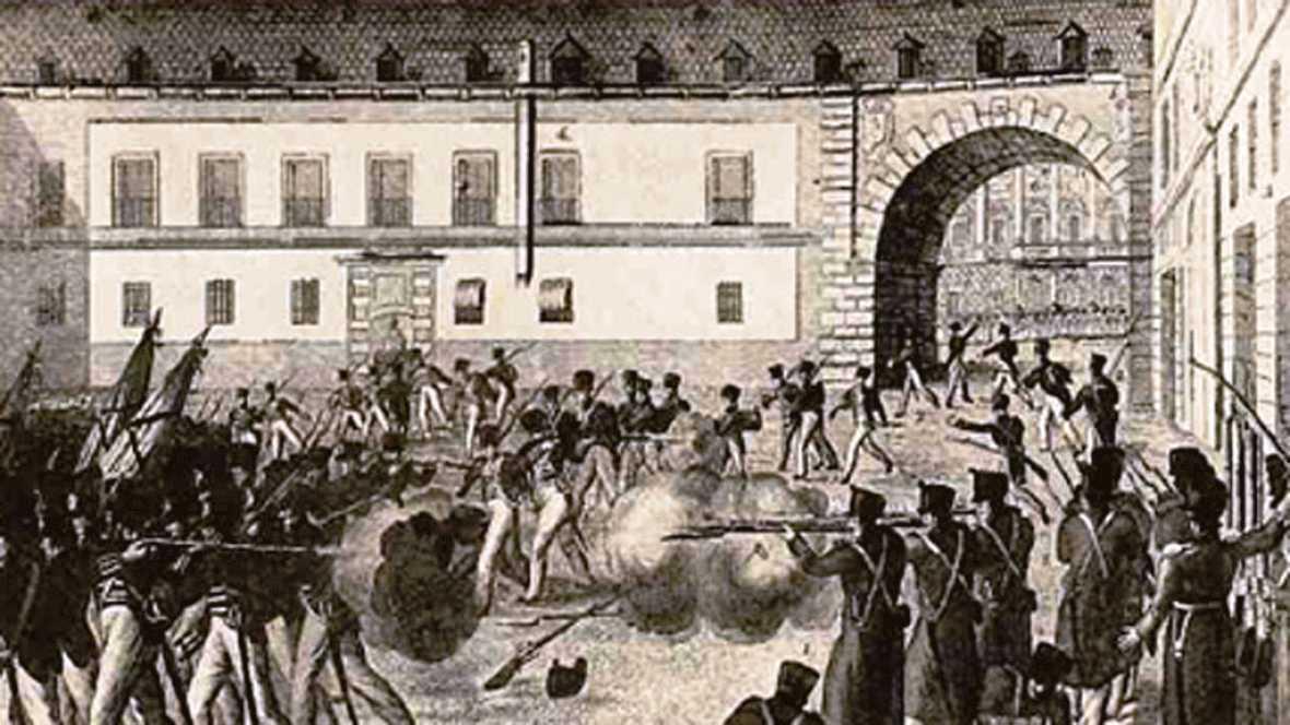 Episodios nacionales - Napoleón en Chamartín (I)