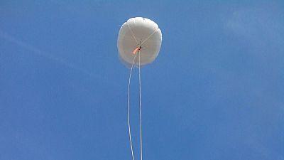 España vuelta y vuelta - Un proyecto mide la calidad del aire que respiramos con globos aerostáticos - Escuchar ahora