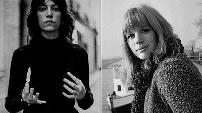 Saltamontes - Dos discos básicos de Patti Smith y Marianne Faithful - 20/07/16 - escuchar ahora