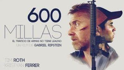 Viajamos '600 millas' con Gabriel Ripstein - Escuchar ahora