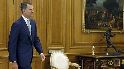 Las mañanas de RNE - Felipe VI remite al Congreso de los Diputados la agenda para la nueva ronda de contactos - Escuchar ahora