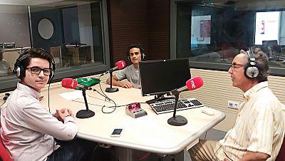 Europa abierta - Sevilla une a j�venes de las dos orillas del Mediterr�neo - 20/07/16 - escuchar ahora