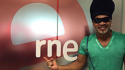 Las mañanas de RNE - Carlinhos Brown clausura el Festival Cultura Inquieta de Getafe - Escuchar ahora