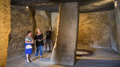 Marca España - Los Dólmenes de Antequera, Patrimonio de la Humanidad - 22/07/16 - escuchar ahora
