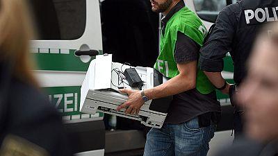 La Policía de Múnich registra la casa del presunto autor del tiroteo