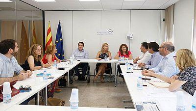 Edici� Migdia - El PDC celebra la primera executiva de la nova direcci�
