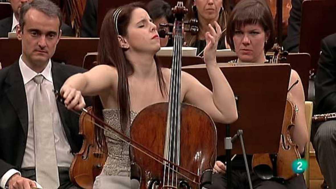 Artesfera - Beatriz Blanco triunfa con el violonchelo - 25/07/16 - escuchar ahora