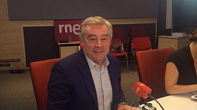 """Las mañanas de RNE - José Manuel Barreiro (PP): """"Todo depende de la posición que adopte el PSOE"""" - Escuchar ahora"""