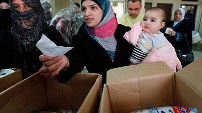 Cruz Roja - Programa de ayuda alimentaria - 26/07/16 - Escuchar ahora