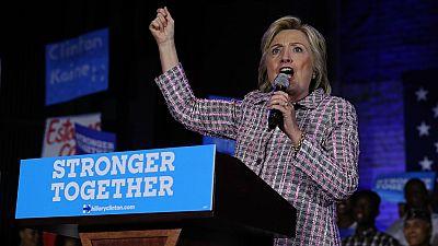 Radio 5 Actualdidad - Hillary Clinton, candidata demócrata a la Casa Blanca - Escuchar ahora