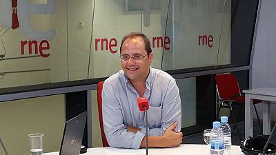 """Las mañanas de RNE - César Luena (PSOE): """"La oposición vota en contra siempre"""" - Escuchar ahora"""