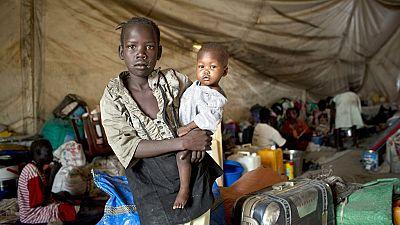 Entre paréntesis - 4,3 millones de personas sufren desnutrición en Sudán del Sur - Escuchar ahora