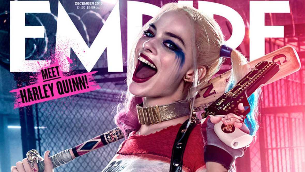 Viñetas y bocadillos - Harley Quinn - 30/07/16 - Escuchar ahora