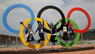 """Blanco: """"La villa olímpica es la mejor en la que han estado y aunque tarde los problemas se han subsanado"""" - Escuchar ahora"""