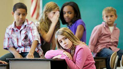Las mañanas de RNE - La mayoría de los casos de acoso escolar son agresiones psicológicas - Escuchar ahora