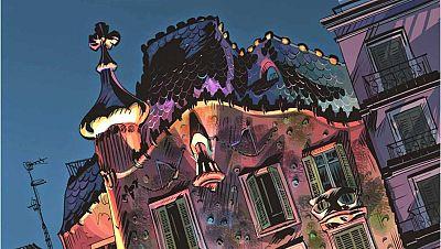 Esto me suena. Las tardes del Ciudadano García - 'El fantasma de Gaudí': crímenes en la Barcelona modernista - Escuchar ahora