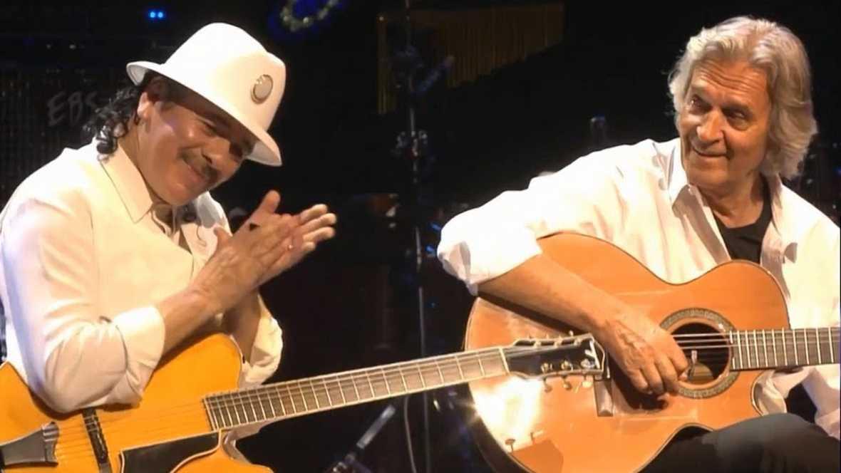 Discópolis 9470 - Santana & McLaughlin 1ª - 05/09/16 - escuchar ahora