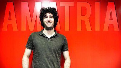 En Radio 3 - Amatria - 13/08/16 - escuchar ahora