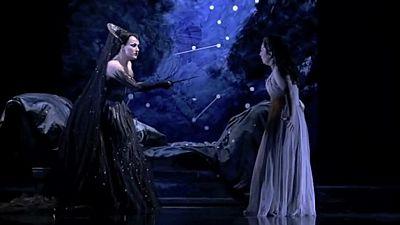 La sala - Marina Romero disecciona 'La reina de la noche' - 23/07/16 - Escuchar ahora