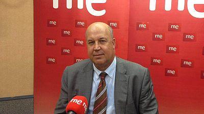 Las mañanas de RNE - Juan Calparsoro dice que la postura de la Fiscalía sobre Otegi es unánime - Escuchar ahora