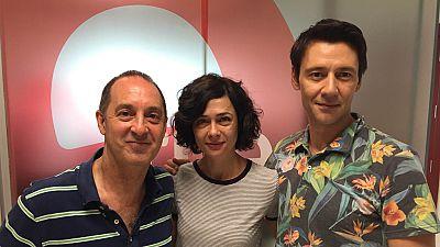 Las mañanas de RNE - Jorge Roelas, Diana Lázaro y Fran Nortes nos presentan 'El secuestro' - Escuchar ahora