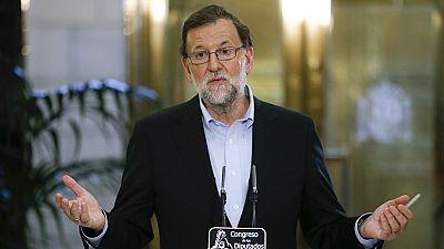 """Diario de las 2 - Rajoy: """"Ya estoy en disposición de acudir a la investidura"""" - Escuchar ahora"""