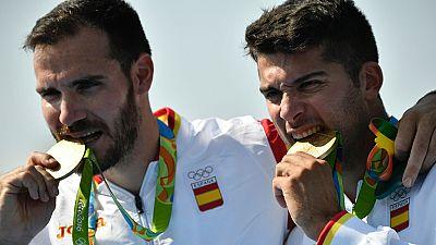 Especial Juegos Olímpicos Río 2016 - Craviotto y Toro celebran su oro en RNE - Escuchar ahora