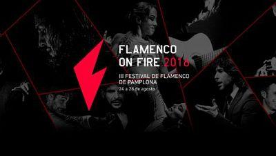 Nuestro flamenco - Fuego flamenco en Pamplona - 23/08/16 - escuchar ahora