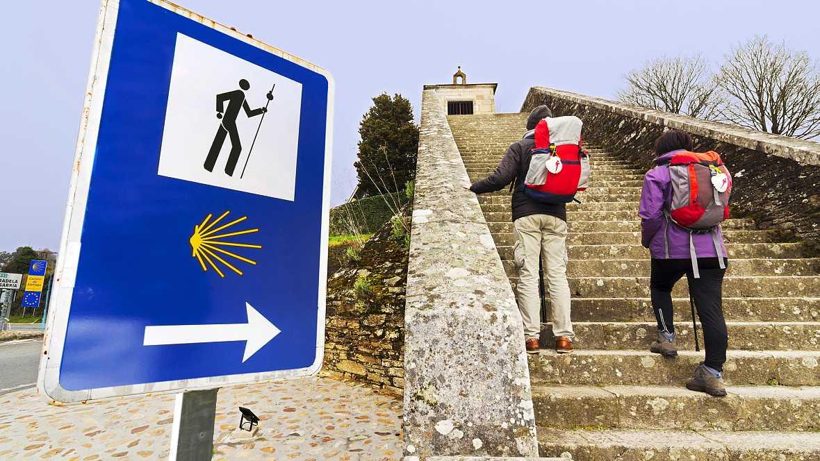 Europa abierta - Los caminos de Santiago, itinerario cultural por excelencia - 23/08/16 - Escuchar ahora