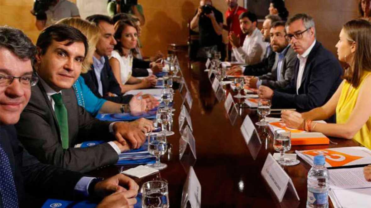 Edició Migdia-El PP manté la pressió al PSOE per la investidura de Rajoy