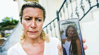 Diario de las 2 - La madre de la joven desaparecida en Galicia pide ayuda - Escuchar ahora