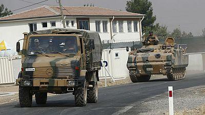 Diario de las 2 - Turqu�a mantiene sus fuerzas en suelo sirio - Escuchar ahora