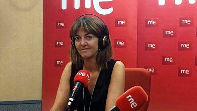 """Las mañanas de RNE - Idoia Mendia (PSE) ve """"perdida"""" la oportunidad de un gobierno de cambio - Escuchar ahora"""