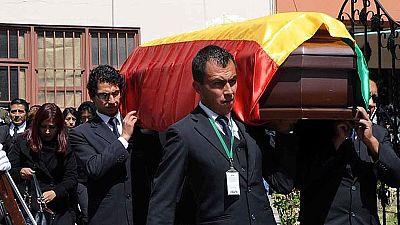 Detenido el líder de la cooperativa minera por el asesinato del viceministro boliviano