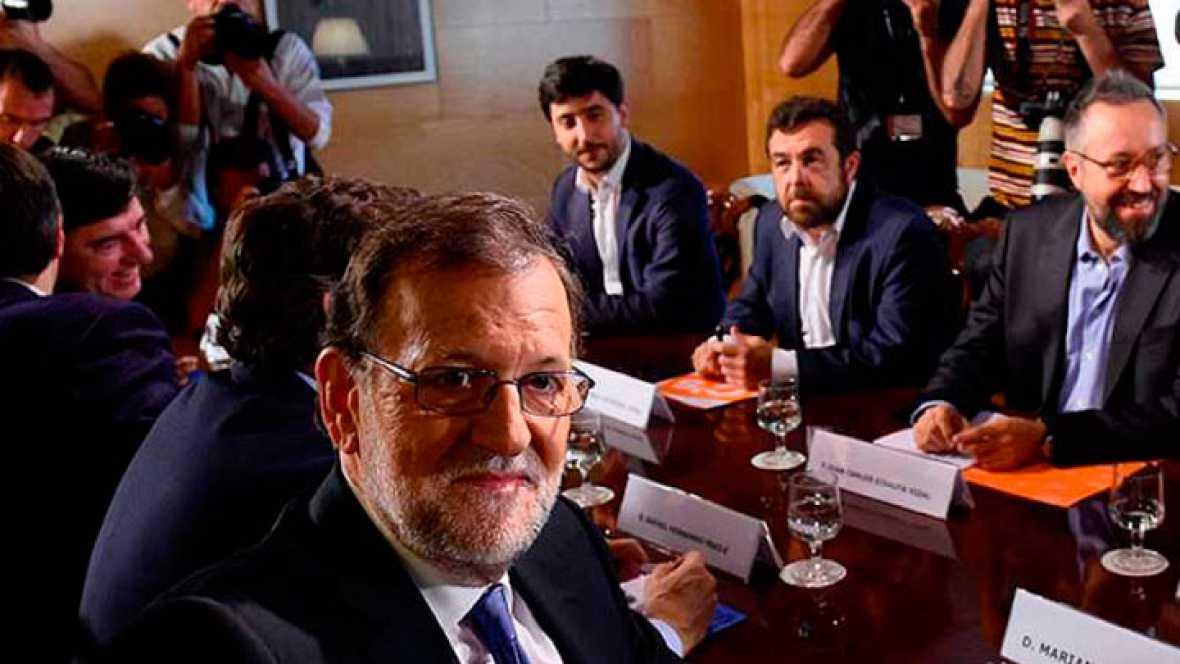 Edició Migdia-Albiol demana una reunió amb Puigdemont per l'acord PP-C's